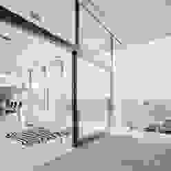Einfamilienhaus PF08 im Grossraum Stuttgart Moderne Wohnzimmer von Schiller Architektur BDA Modern