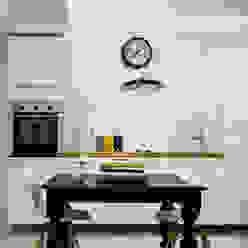 Cocina B-mice Design + Architecture Cocinas de estilo moderno