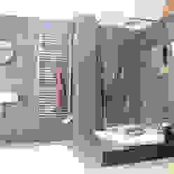 Espace douce idée ô logis Salle de bain minimaliste