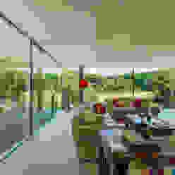 360° Moderne Wohnzimmer von Architekt Zoran Bodrozic Modern