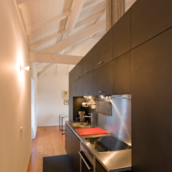Cozinha Paulo Freitas e Maria João Marques Arquitectos Lda Cozinhas minimalistas