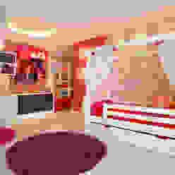 Modern nursery/kids room by Arquitetura e Interior Modern