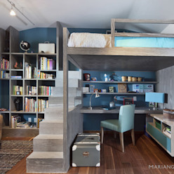 Nursery/kid's room by MARIANGEL COGHLAN, Modern