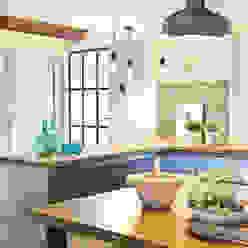 Vivienda en Benicassim. Valencia Egue y Seta Cocinas de estilo moderno