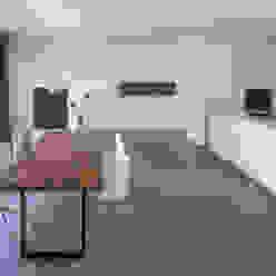 Wohnhaus_S Moderne Esszimmer von Fachwerk4 | Architekten BDA Modern