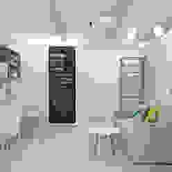 Скандинавское настроение Ekaterina Donde Design Детская комнатa в скандинавском стиле