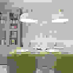 Ekaterina Donde Design Cocinas de estilo escandinavo