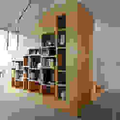 de estilo  por MBVB Arquitectos, Minimalista