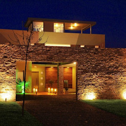 La Casa del Rio Casas modernas: Ideas, imágenes y decoración de Family Houses Moderno