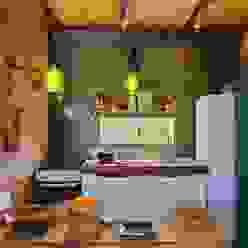 Casa ReFit Cozinhas rústicas por Ferraro Habitat Rústico