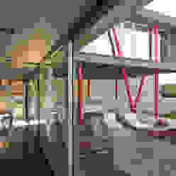 Minimalistische Fenster & Türen von eidée arquitectes S.L.P. Minimalistisch