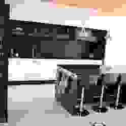 cocina Cocinas industriales de SMMARQUITECTURA Industrial