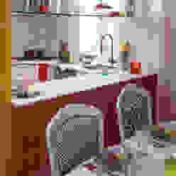 Bureau GN Cocinas de estilo ecléctico