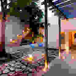 Casa WS52 Taller Estilo Arquitectura Jardines coloniales