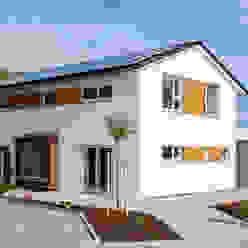FischerHaus GmbH & Co. KG Nowoczesne domy