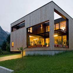 Modern home by dreipunkt ag Modern