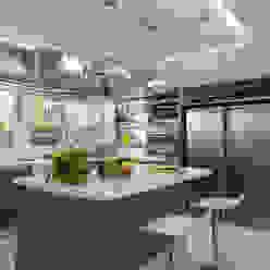 cocina GUTMAN+LEHRER ARQUITECTAS Cocinas modernas: Ideas, imágenes y decoración