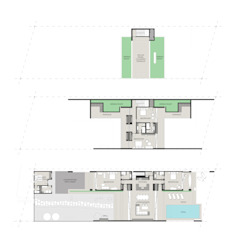 Casa Xixim de Specht Architects Moderno