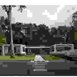 New Canaan Residence Moderne Häuser von Specht Architects Modern
