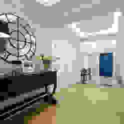 Moderne gangen, hallen & trappenhuizen van 3deko Modern