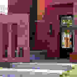 Los Sauces 201. Nordelta Casas rústicas de HOUSING ARGENTINA SA Rústico