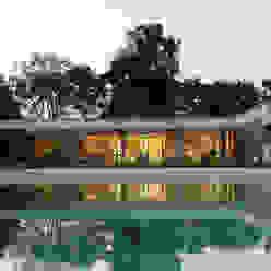 Moderne Häuser von Lab32 architecten Modern