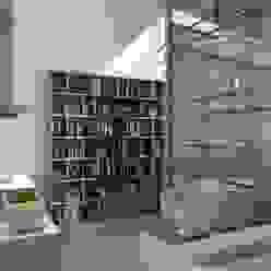 TIMBER-BOX Рабочий кабинет в стиле модерн