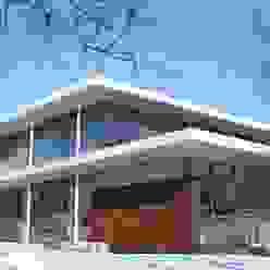 Transparenz & Offenheit Moderne Häuser von dürschinger architekten Modern