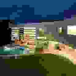 Moderne Häuser von PLADIS Modern