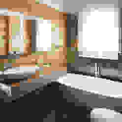 Ausgefallene Badezimmer von Beniamino Faliti Architetto Ausgefallen