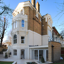 Rosalyn House Lee Evans Partnership Classic style houses