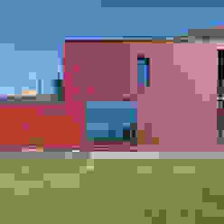 Minegie EFH Michlig, Ried-Brig Moderne Häuser von VOMSATTEL WAGNER ARCHITEKTEN ETH BSA SIA Modern