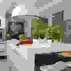 ROMERO DUARTE & ARQUITETOS Cocinas modernas: Ideas, imágenes y decoración