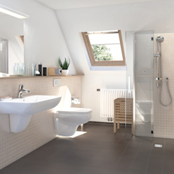 Bathroom by wedi,