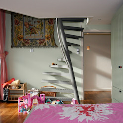 modern  by EeStairs | Stairs and balustrades, Modern