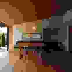 宇佐美建築設計室 Klasik Oturma Odası