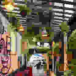 Jardin de style  par Luiza Soares - Paisagismo, Rustique
