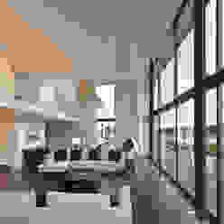 Yachtsman's House The Manser Practice Architects + Designers Salon moderne