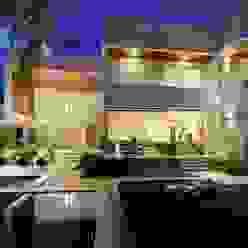 Casas de estilo moderno de Studio Gilson Barbosa Moderno