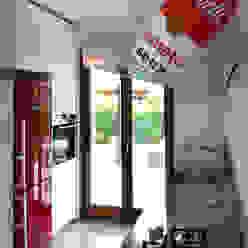 Laura Canonico Architetto Cocinas de estilo ecléctico