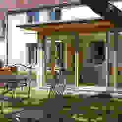 New garden room Modern garden by Hetreed Ross Architects Modern