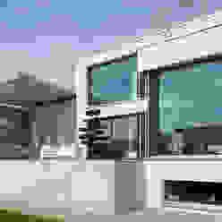 Einfamilienhaus im Schweizer Mittelland Moderne Häuser von Unica Architektur AG Modern