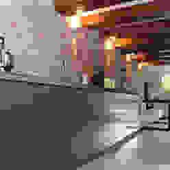 Cucina in stile industriale di De Ontwerpdivisie Industrial