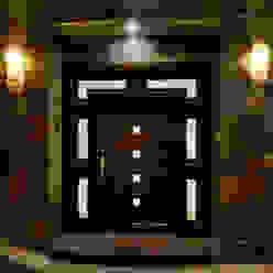 PUERTA PRINCIPAL Excelencia en Diseño Puertas y ventanas modernas