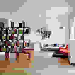 MAT architettura e design Salones modernos