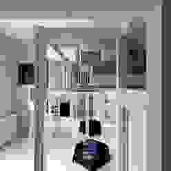 APPARTAMENTO A MILANO ARCHITETTO MARIANTONIETTA CANEPA Camera da letto moderna