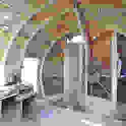 The Exbury Egg PAD studio Cocinas modernas: Ideas, imágenes y decoración