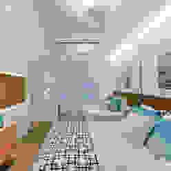 Apartamento Bela Vista Quartos modernos por STUDIO LN Moderno