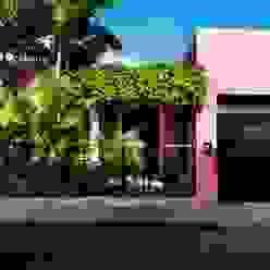 Taller Estilo Arquitectura Modern houses Pink