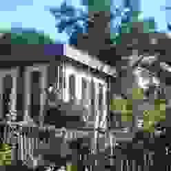 Contemporary Garden Building Moderner Garten von Garden Affairs Ltd Modern